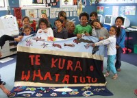Te Kura Kaupapa Māori o Whatatutu