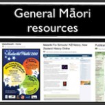 General Māori resources picture