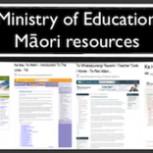 MoE Māori resources
