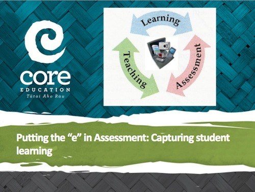 Literacy assessment via eTools