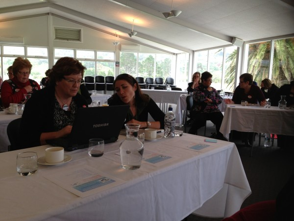 Upper Hutt face to face event