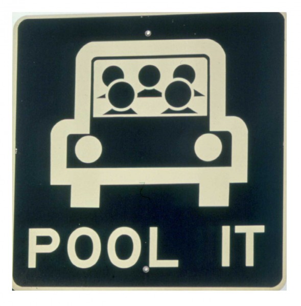 Car pool image