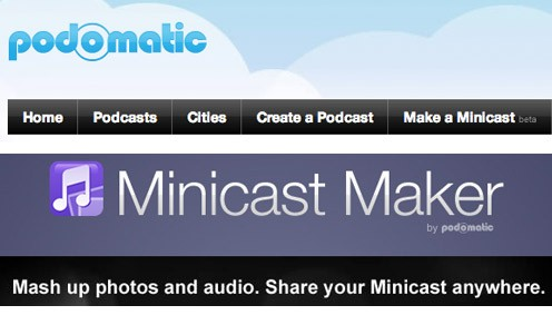 Podomatic for Podcasts
