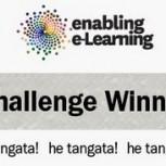 Challenge 1 Badge