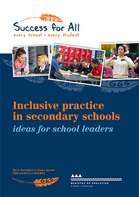 Inclusive practice for secondary schools thumbnail