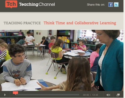 Thinking and Collaborative Learning