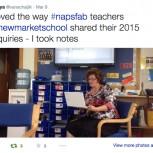 Teacher Inquiries