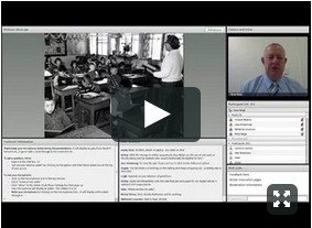 Screenshot of NZQA webinar