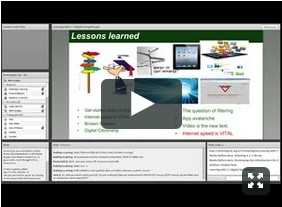 Screenshot of 1:1 webinar