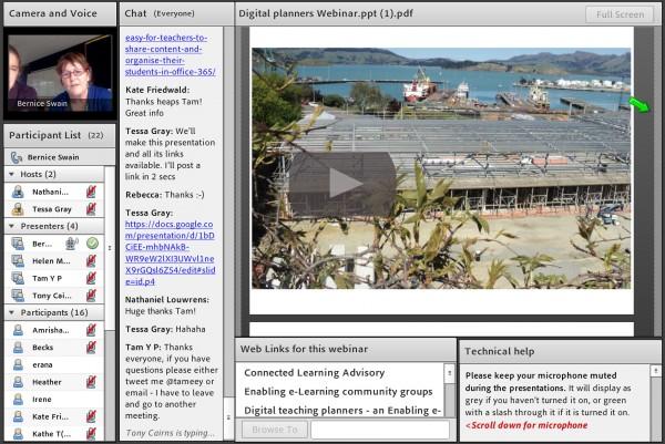 Digital Planners webinar