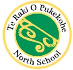 Pukekohe North School logo