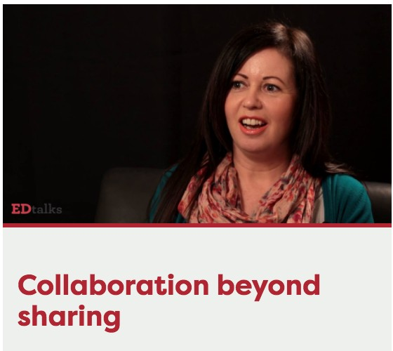 Image of video: Collaboration beyond sharing