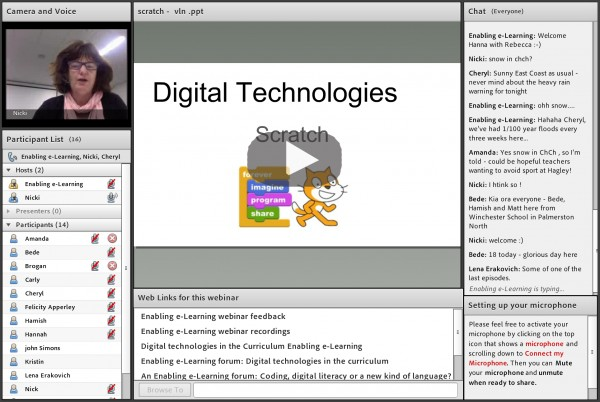 Scratch webinar screenshot