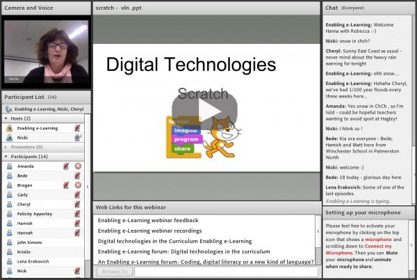 Scratch webinar screenshot