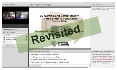 Virtual webinar