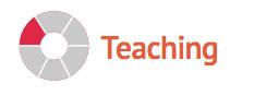 Teaching standard