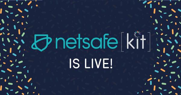Netsafe Kit - Just landed!