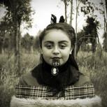 Māori girl