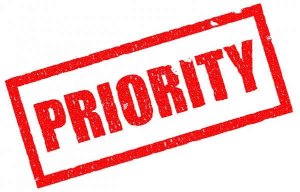 Priority 1