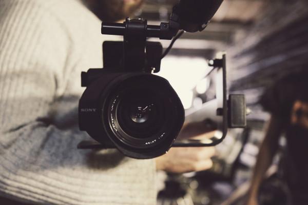 Camera film making