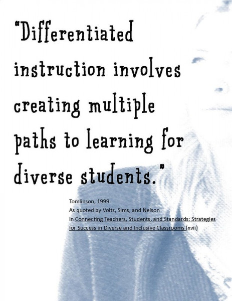 Diverse learners