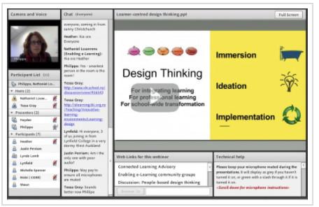Spotlight WEBINAR: Learner centred