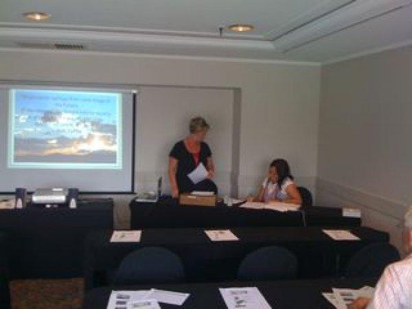 Pre workshop