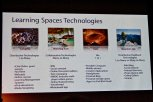 Slide - different spaces for learning