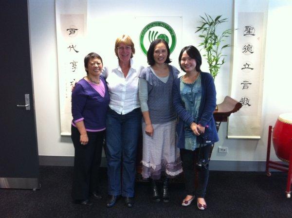 Confucius Institute Staff
