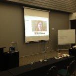 Opening presentation from Karen Melhuish Spencer