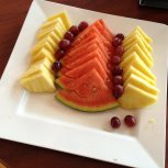 Healthy fruit always a must