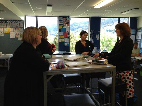 eLeaders day Queenstown | School tour