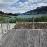 eLeaders day Queenstown | Roof top gardens at Remarkables Primary