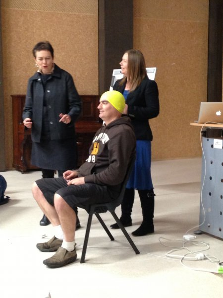 eLeaders day Queenstown | UDL, a cap and a saw...
