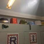 Thinking hats used with students
